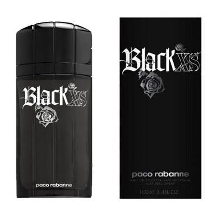 black xs homme 100ml