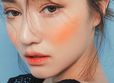 blush orangé
