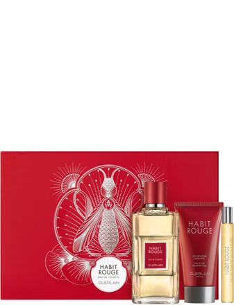 coffret habit rouge