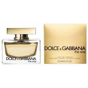 dolce gabbana the one 75ml