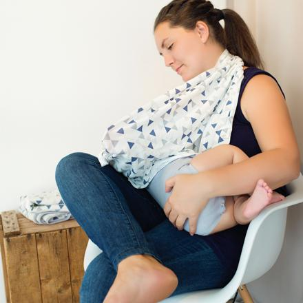 foulard d allaitement