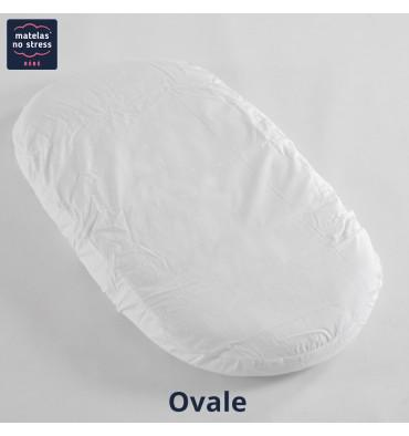 matelas couffin ovale