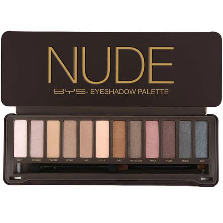 palette maquillage nude