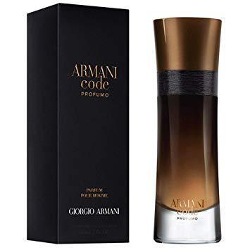 parfum armani code homme