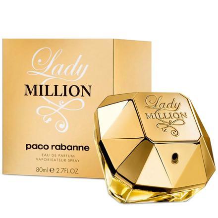 parfum million pour femme