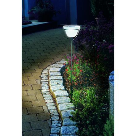 lampe jardin solaire