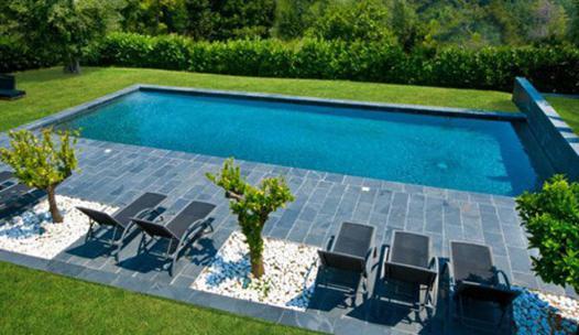 piscine jardin