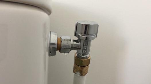 robinet toilette